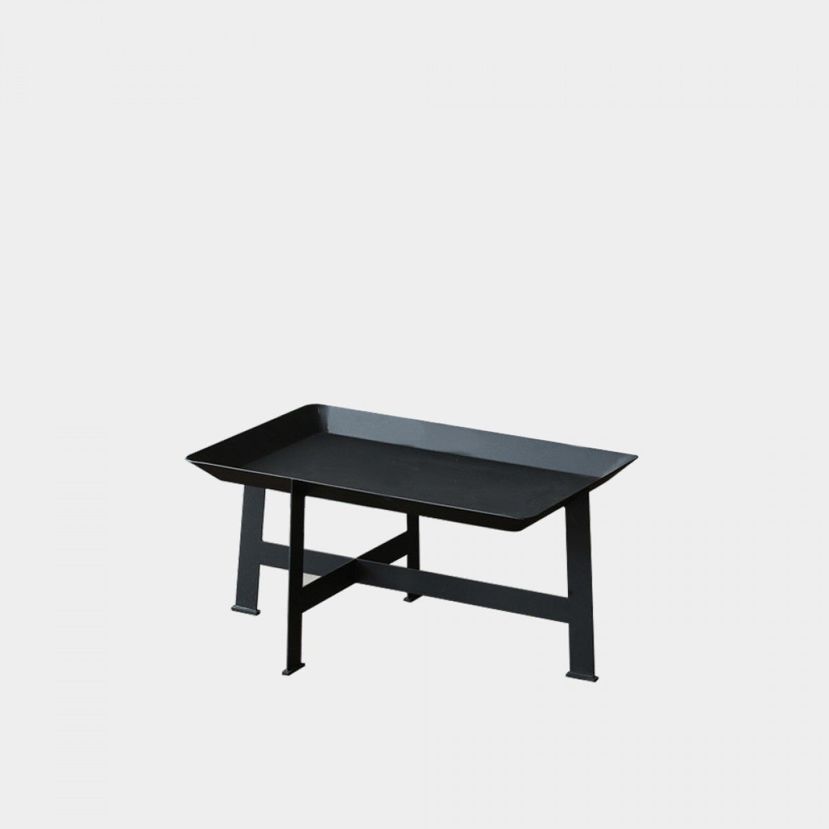 Carbon Coffee Table Designer Jerry Low for JotterGoods
