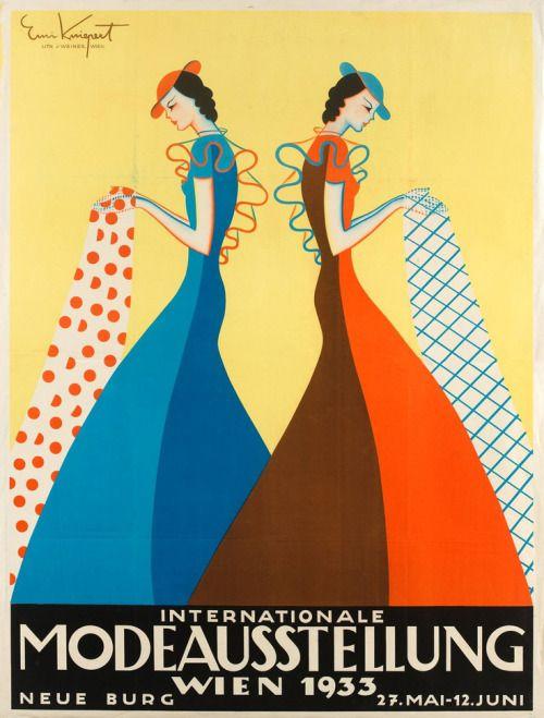 design is fine erni kniepert poster for the international