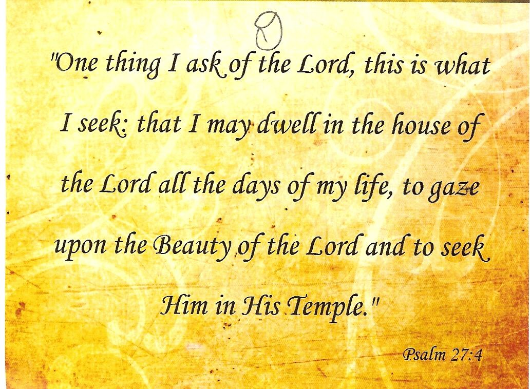 psalm 27 4 wallpaper - photo #29
