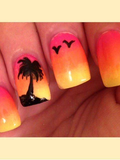 fancy nails - nail lounge - #pink nails - #polygel nails - #royal blue nails  Amor por los colores pastelesAgenda tu hora al source fashion_b_2