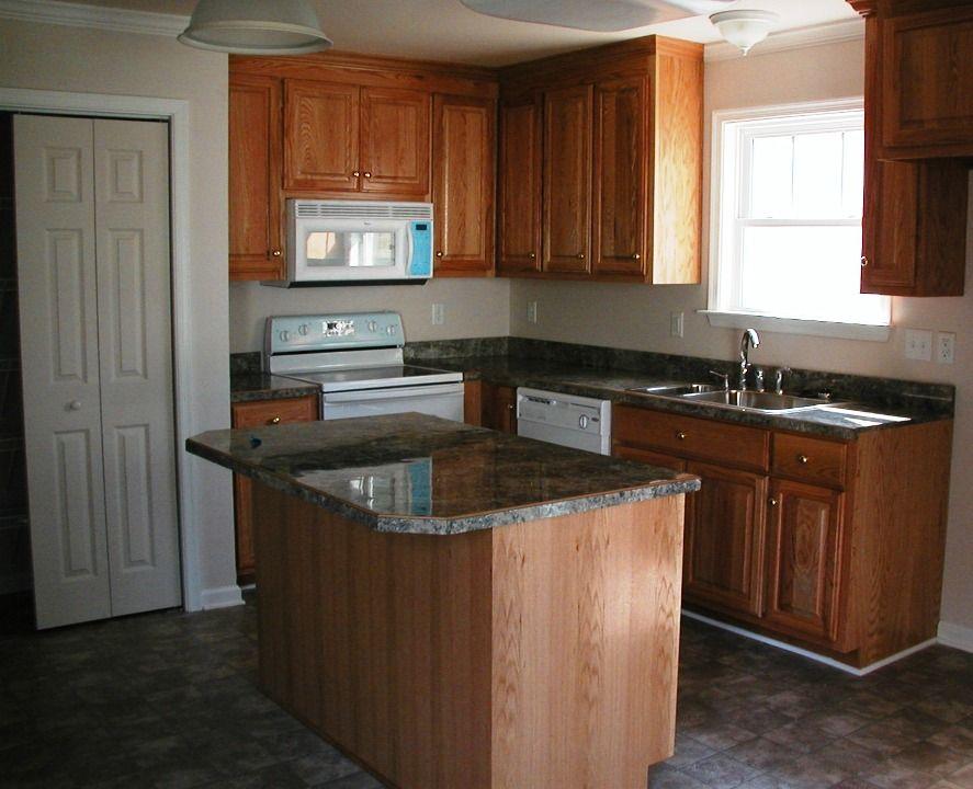 Idea Remodeling Small Kitchen Design unusual