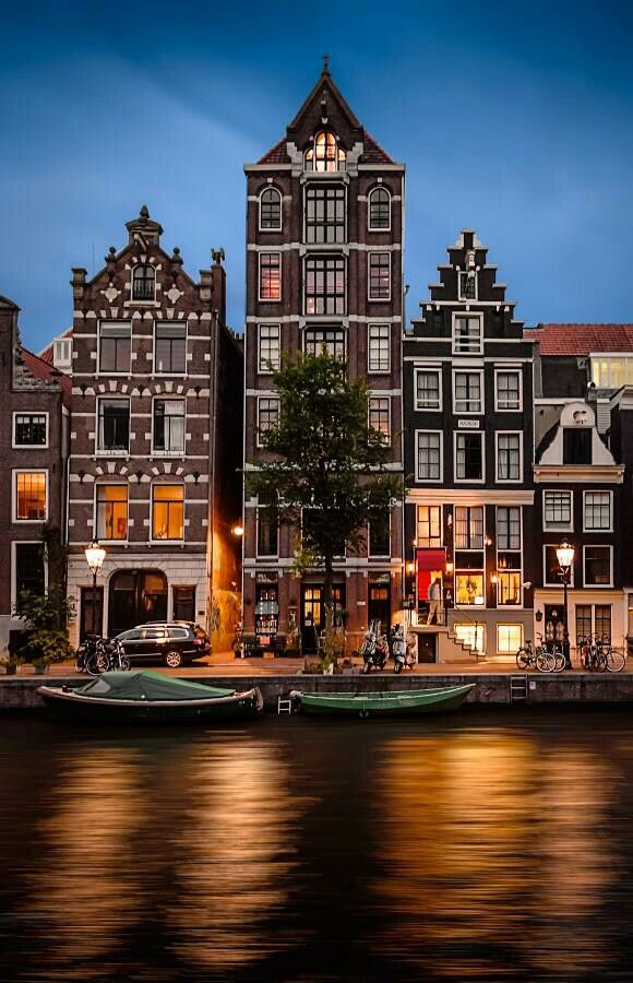 Amsterdam the Netherlands sadly you donu0027t see