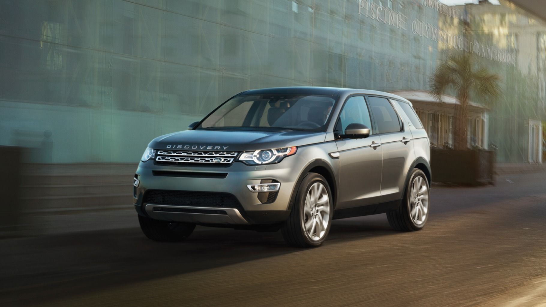 NEW Discovery Sport from Land Rover (With images) Land