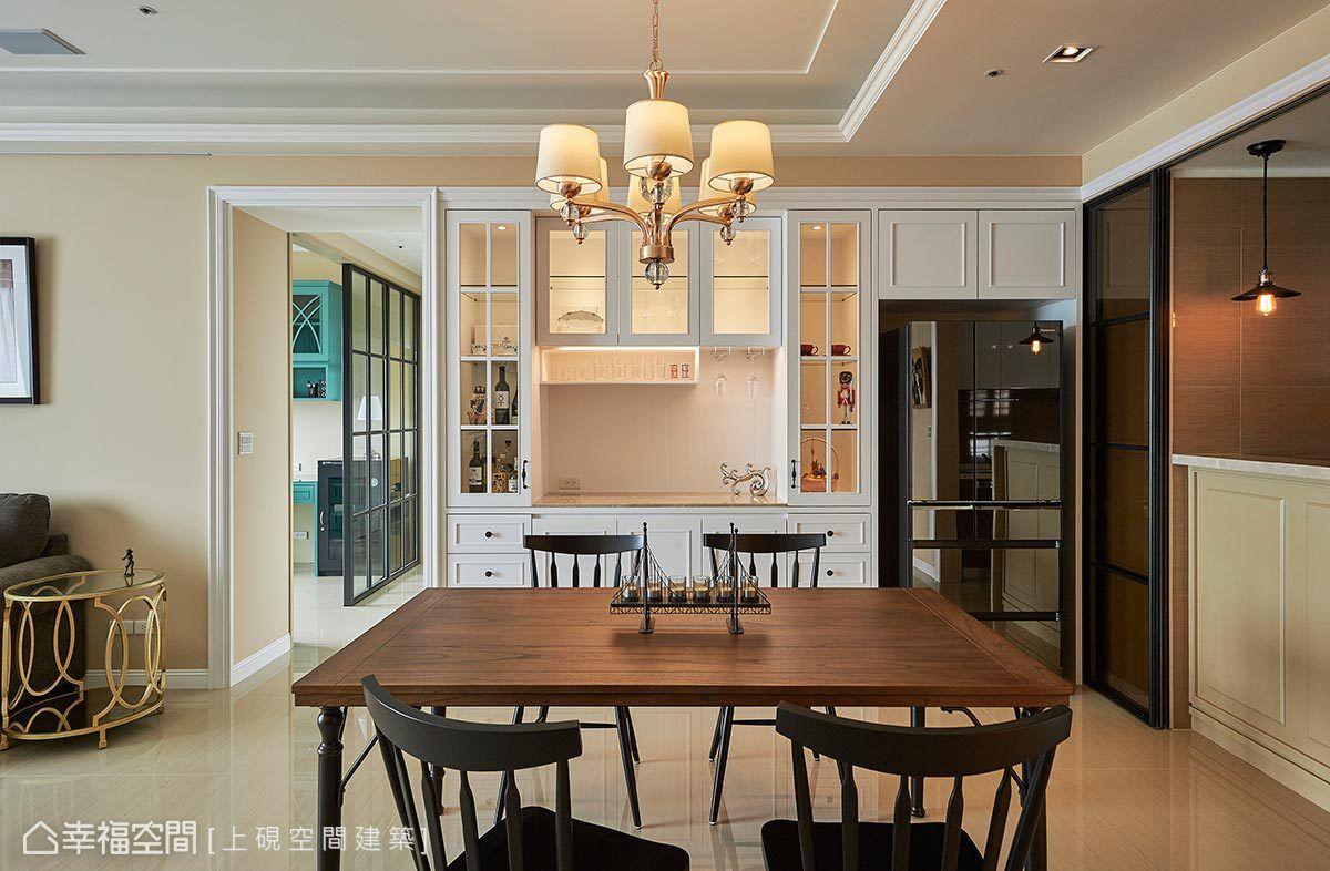 美式風格 標準格局 新成屋 上硯空間建築