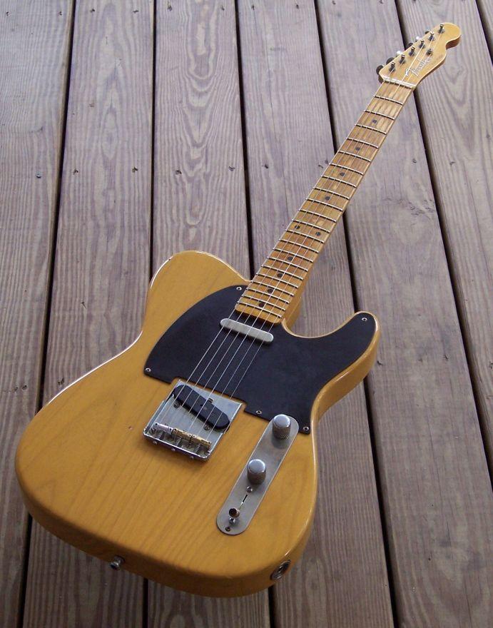 Marc Rutters Hardware - Telecaster Guitar Forum | Fender guitars and