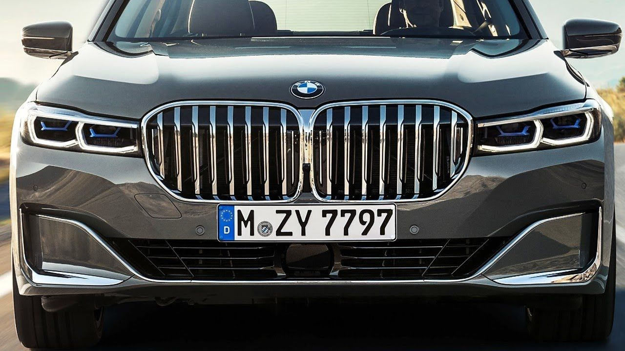2020 Bmw 7 Series Luxury Sedan Cars Offroad Technology 4x4