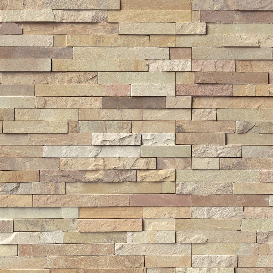ledgestone fossil rustic 6 x 24 panel in 2018 kitchen rh pinterest com