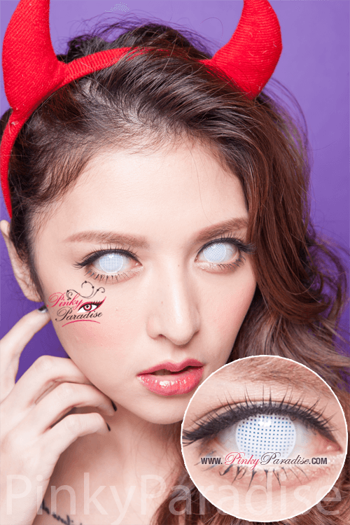 Best White Contacts For Cosplay And Halloween Princess