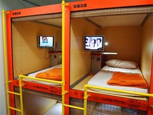woke home capsule hostel singapore singapore agoda iarchitech rh pinterest com