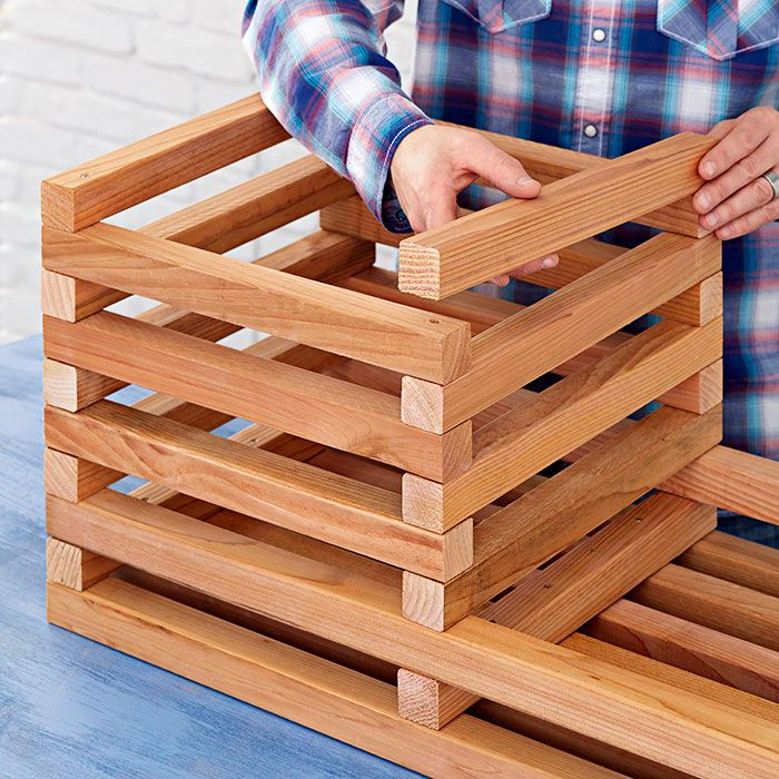 Cedar Stained Wooden Bench Cool Stuff In 2019 Diy Wood Bench