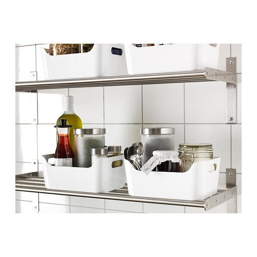 VARIERA Contenitore - IKEA | ikea | Pinterest | Case, Idee per la ...