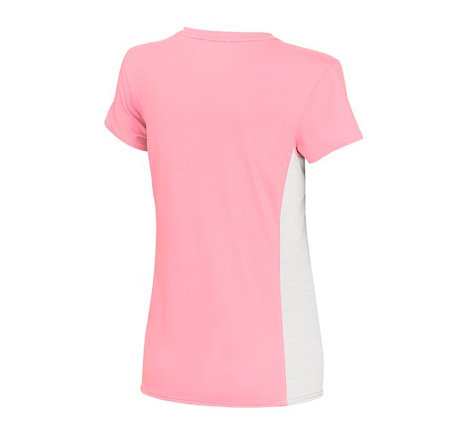 Women S V Neck Shirt W Mesh Clothes For Women Clothes Cool Shirts