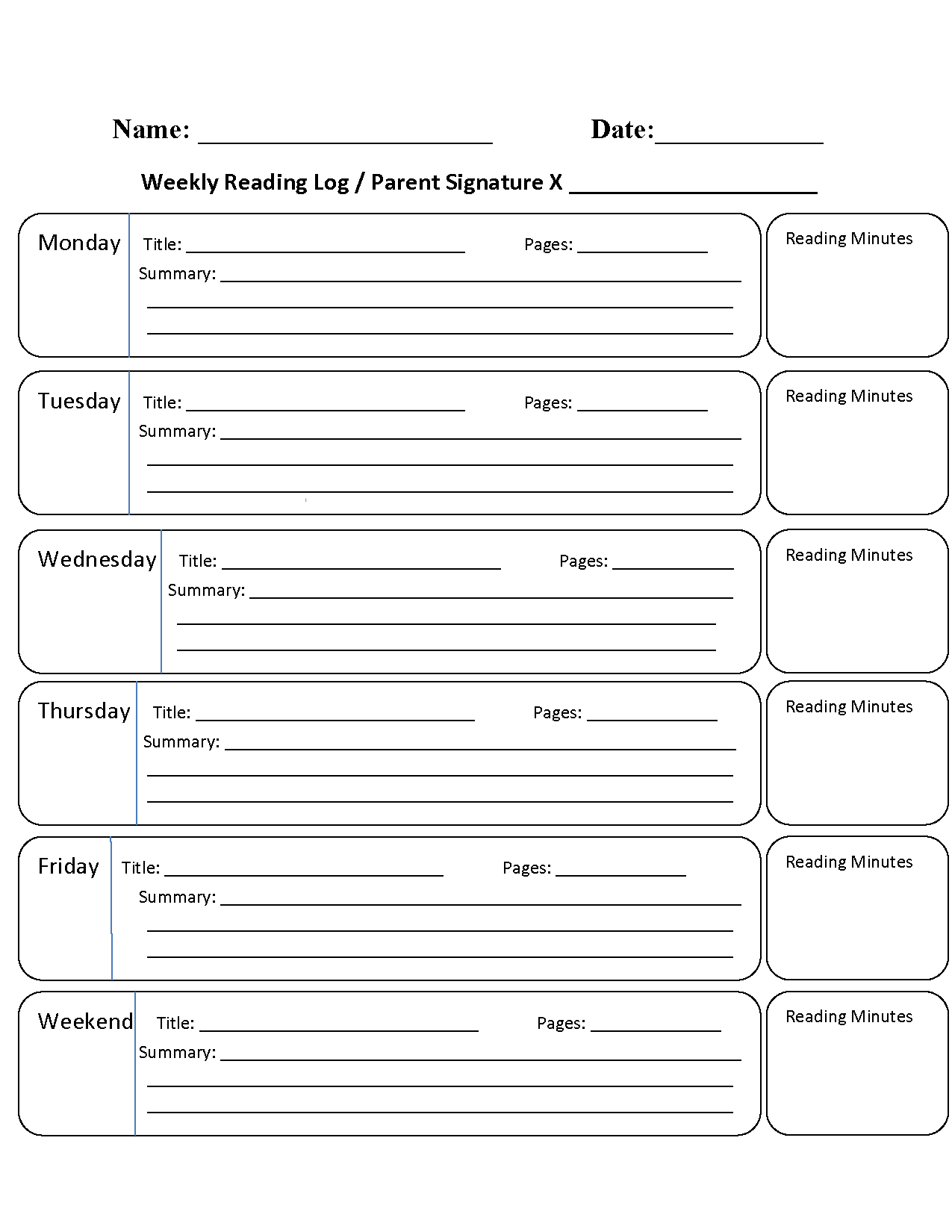 Uncategorized Log Worksheet weekly reading log englishlinx com board pinterest log