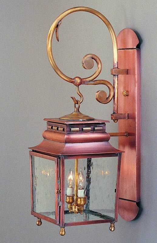 French Provincial Lantern Model No