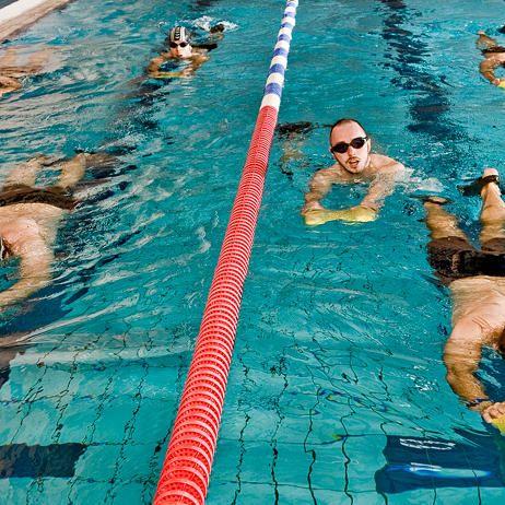 Schwimmen Als Training