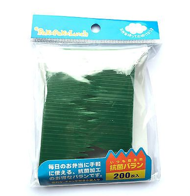 Bento Box Baran Grass Green 200 Pcs