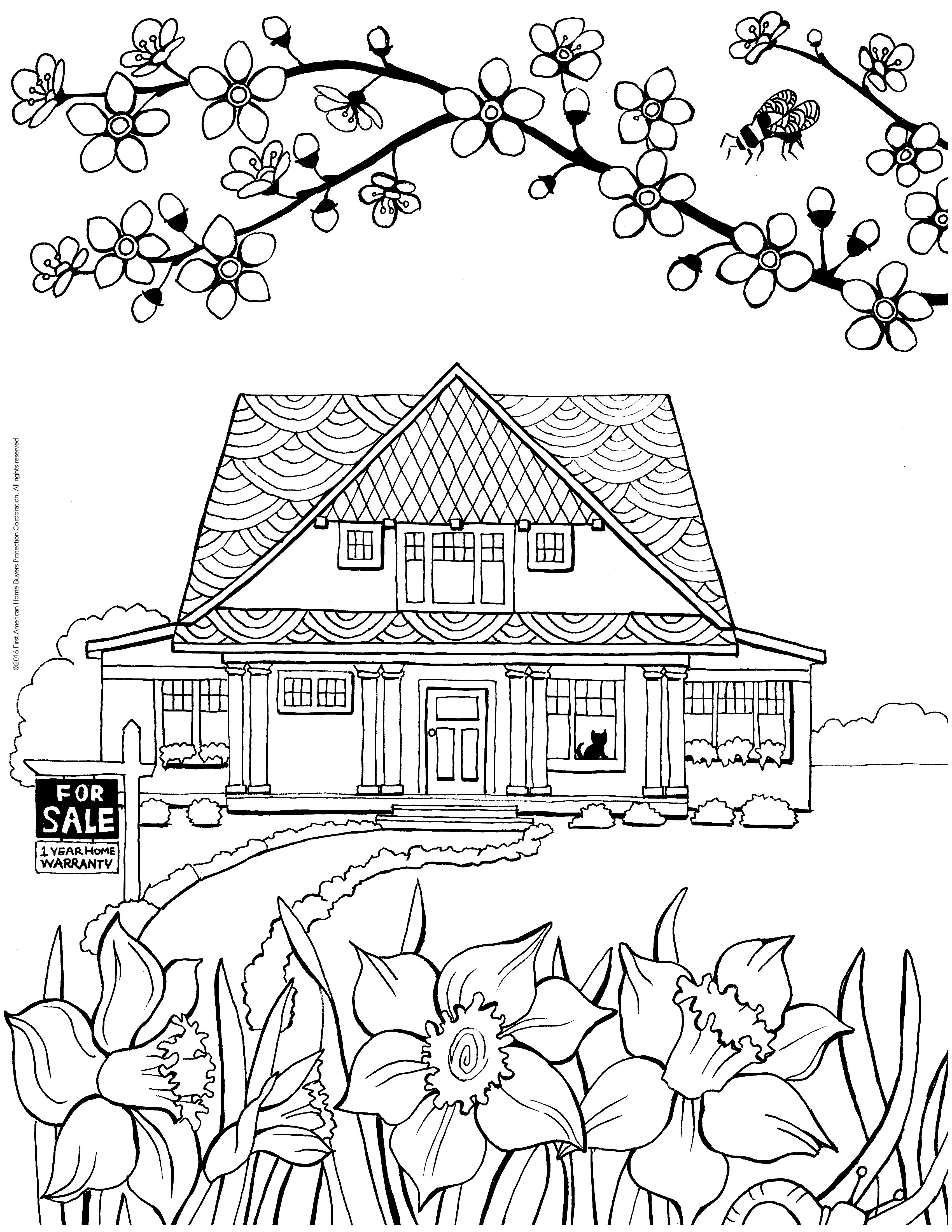 Escape With Coloring My Drawings Coloring Pages Drawings