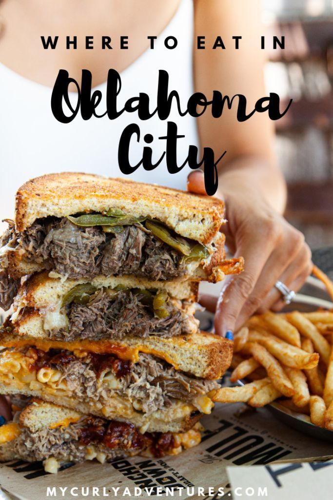 Where To Eat In Oklahoma City My Curly Adventures Foodie Travel Eat Food