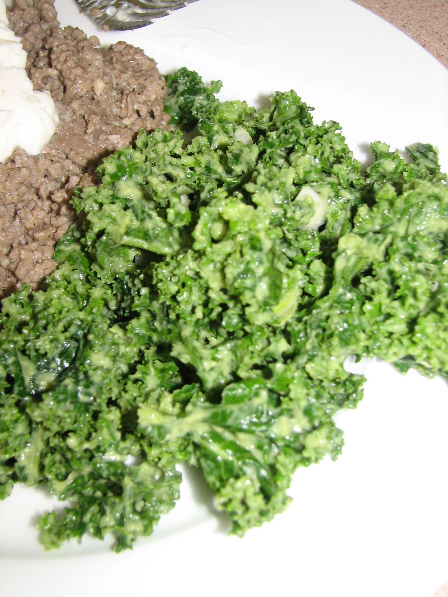 Massaged kale salad massaged kale salad massaged kale
