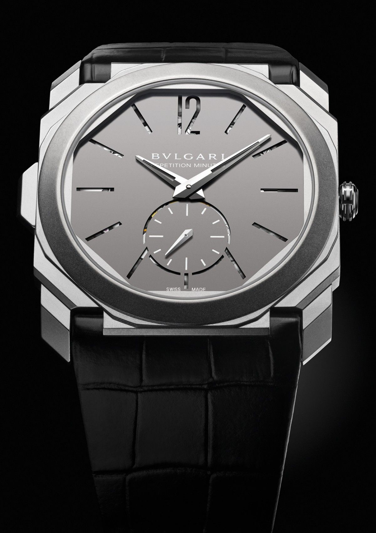 626baffd9f6 Bulgari Octo Finissimo Minute Repeater sets world record for thinnest hand  wound minute repeater