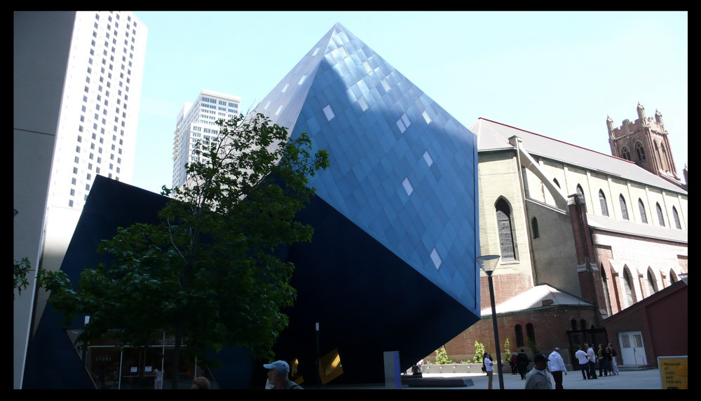 Gallery of Jewish Contemporary Museum San Francisco / Daniel Libeskind - 40