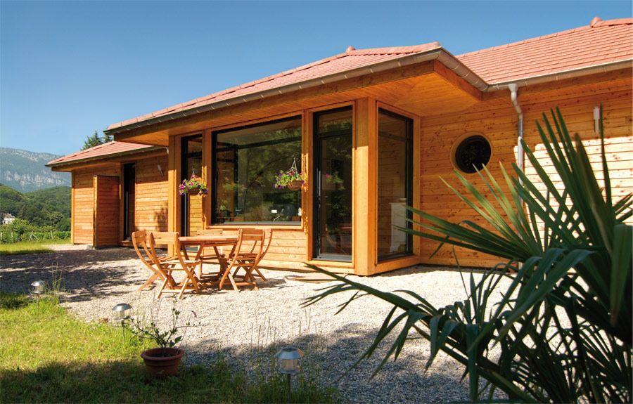 Maison bois collection Cottage | Construction maison, Maison ossature bois