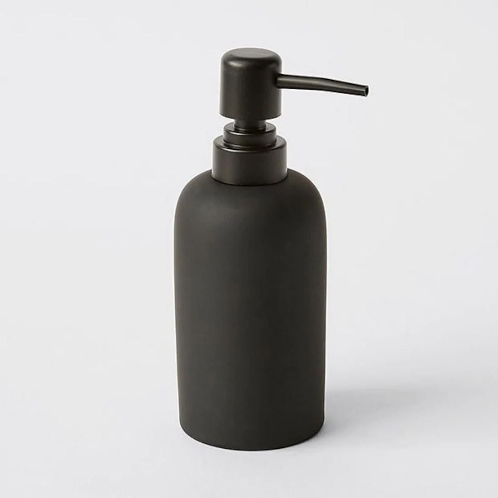 Matte Black Soap Dispenser In 2020 Soap Dispenser Bathroom Soap