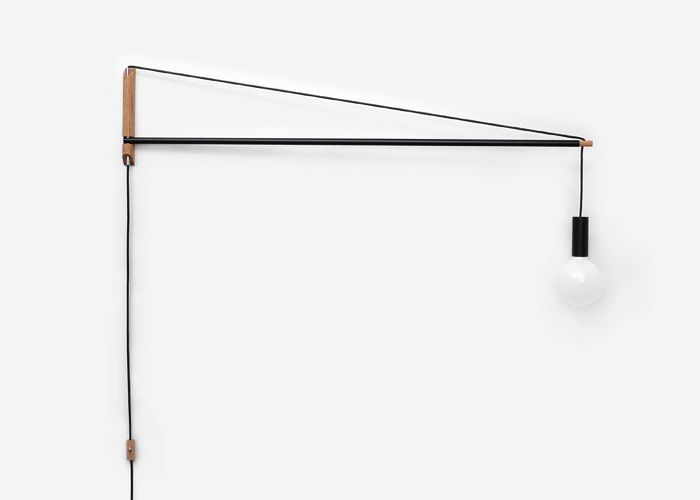 Andrew Neyer S 5 Foot Crane Light Interiors Commercial