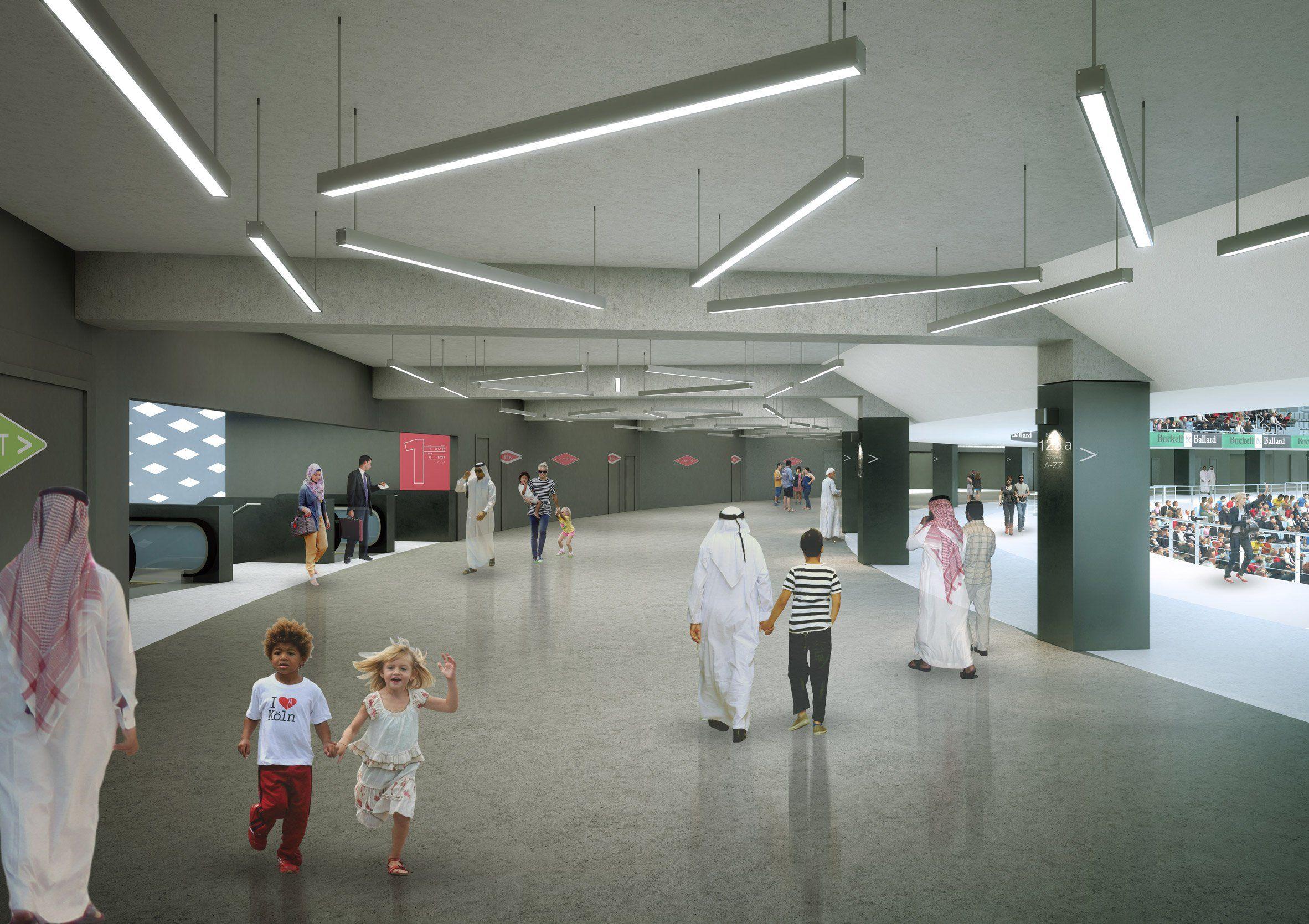 Al Thumama Stadium by Ibrahim M Jaidah | Architecture