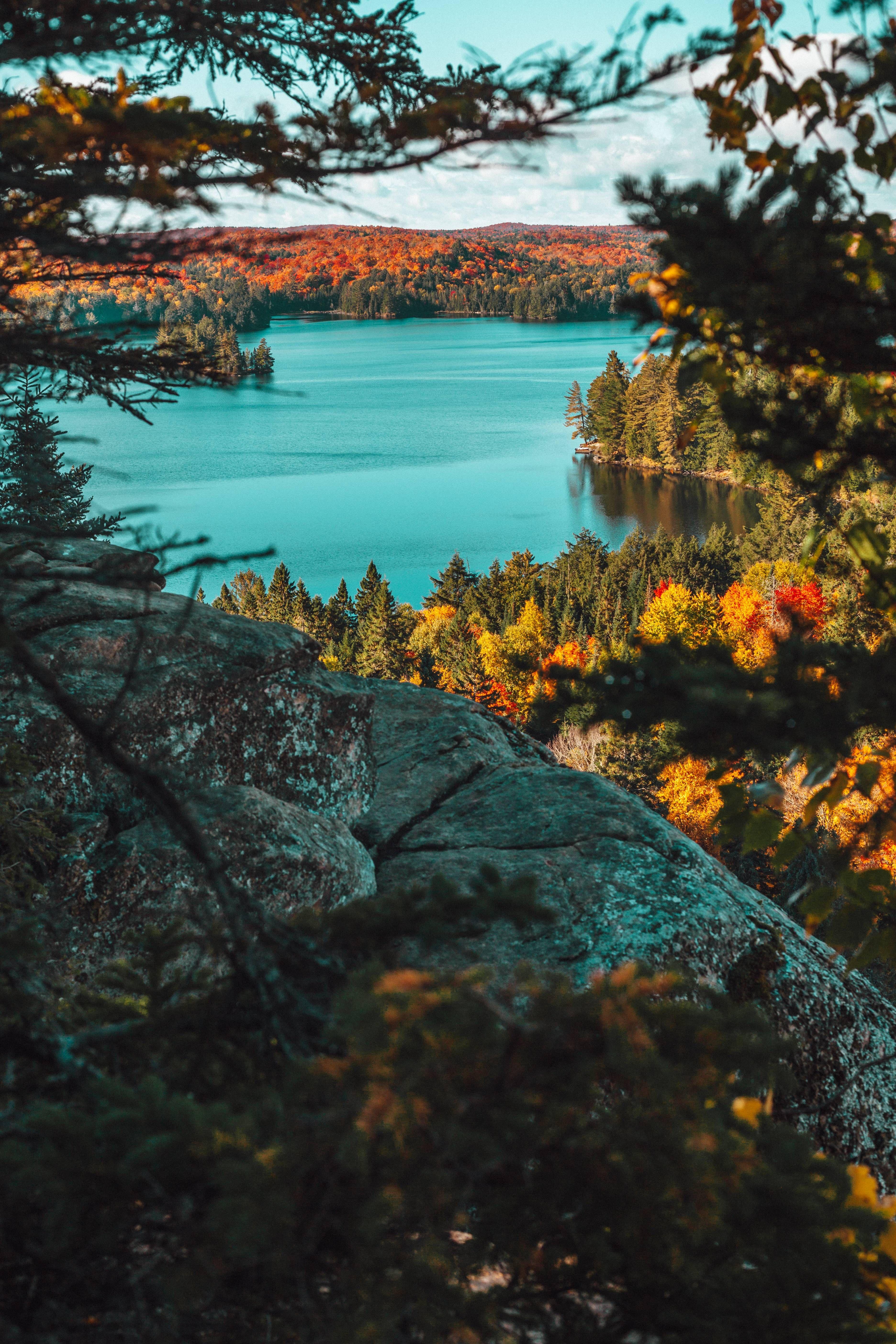 Beautiful Fall Colors Algonquin Park Canada Oc 3744 X 5616 Mountain Landscape Photography Fall Landscape Photography Landscape Photography