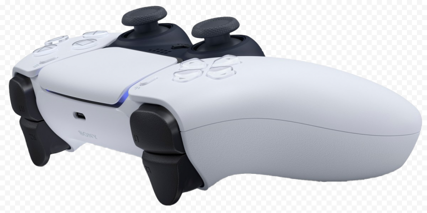 Ps5 Controller Transparent White Color Pxpng Images With Transparent Background To Download For Free Transparent Color White Color