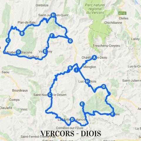 Auf dieser Karte finden Sie alle meine Sehenswürdigkeiten der Provence. Alle Details dazu auf der dazugehörigen Website www.idprovence.com
