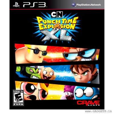 Cartoon Network: Punch Time Explosion XL (PS3) | Games | Ps3