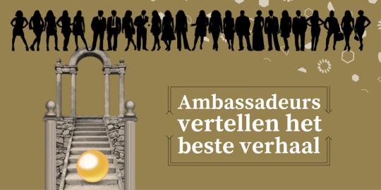 Welk verhaal vertellen ambassadeurs over je organisatie?