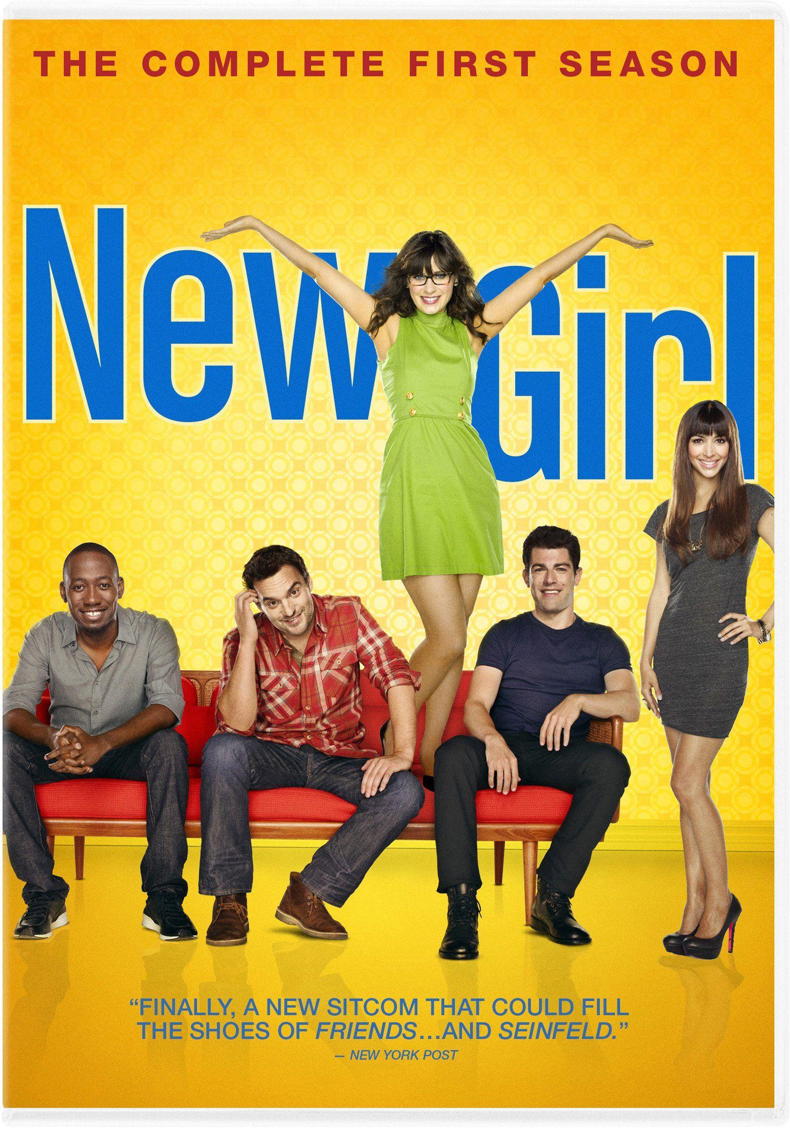 Amazon.com: New Girl: Season 1: Zooey Deschanel, Max Greenfield ...
