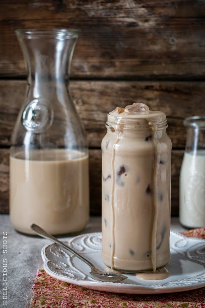 condensed milk iced coffee. ANOTHER USER NOTED: Awesome but could use a stronger coffee taste. Going to work on perfecting it to my preference