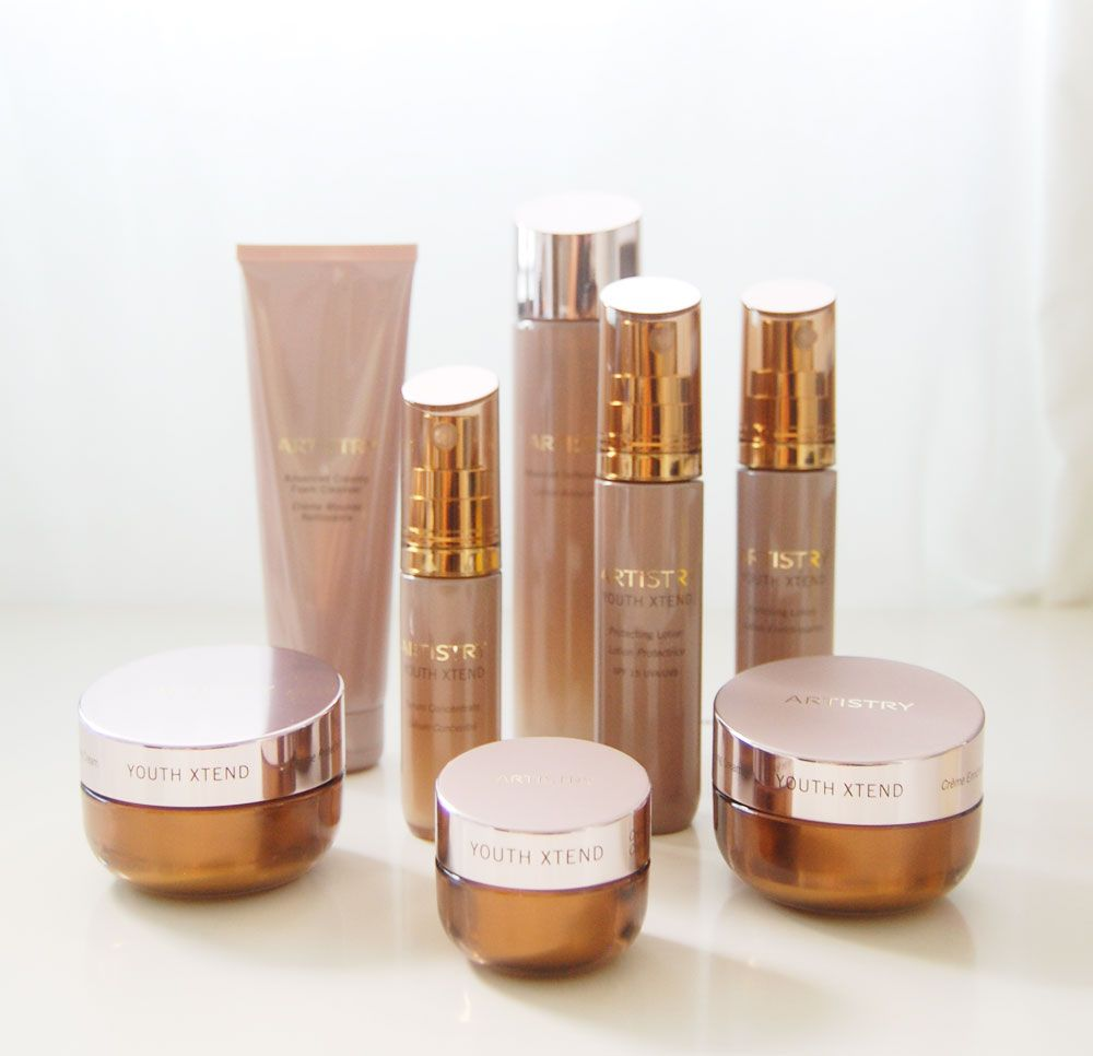 Forward Beauty Artistry Youth Xtend Collection Artistry Amway