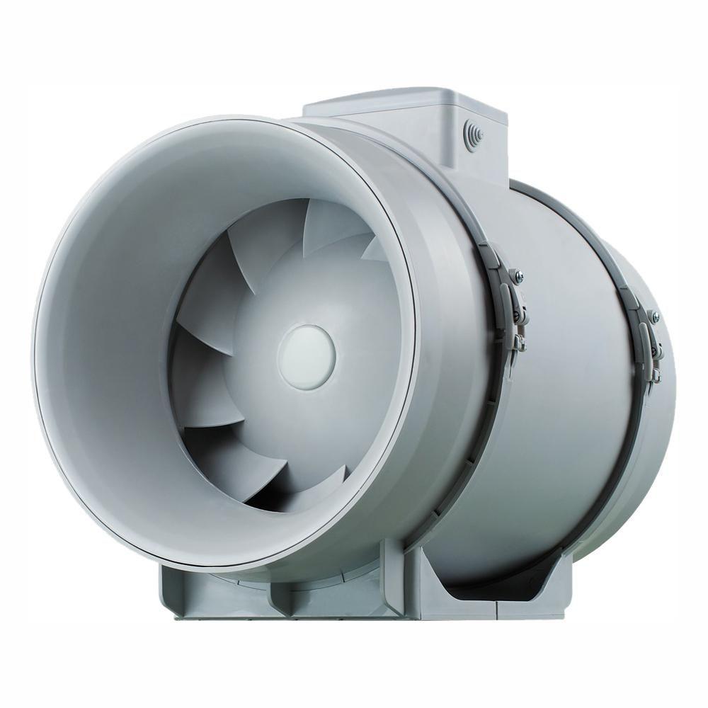 "Vents TT 150mm 6/"" Inline Extraction Fan Hydroponics"