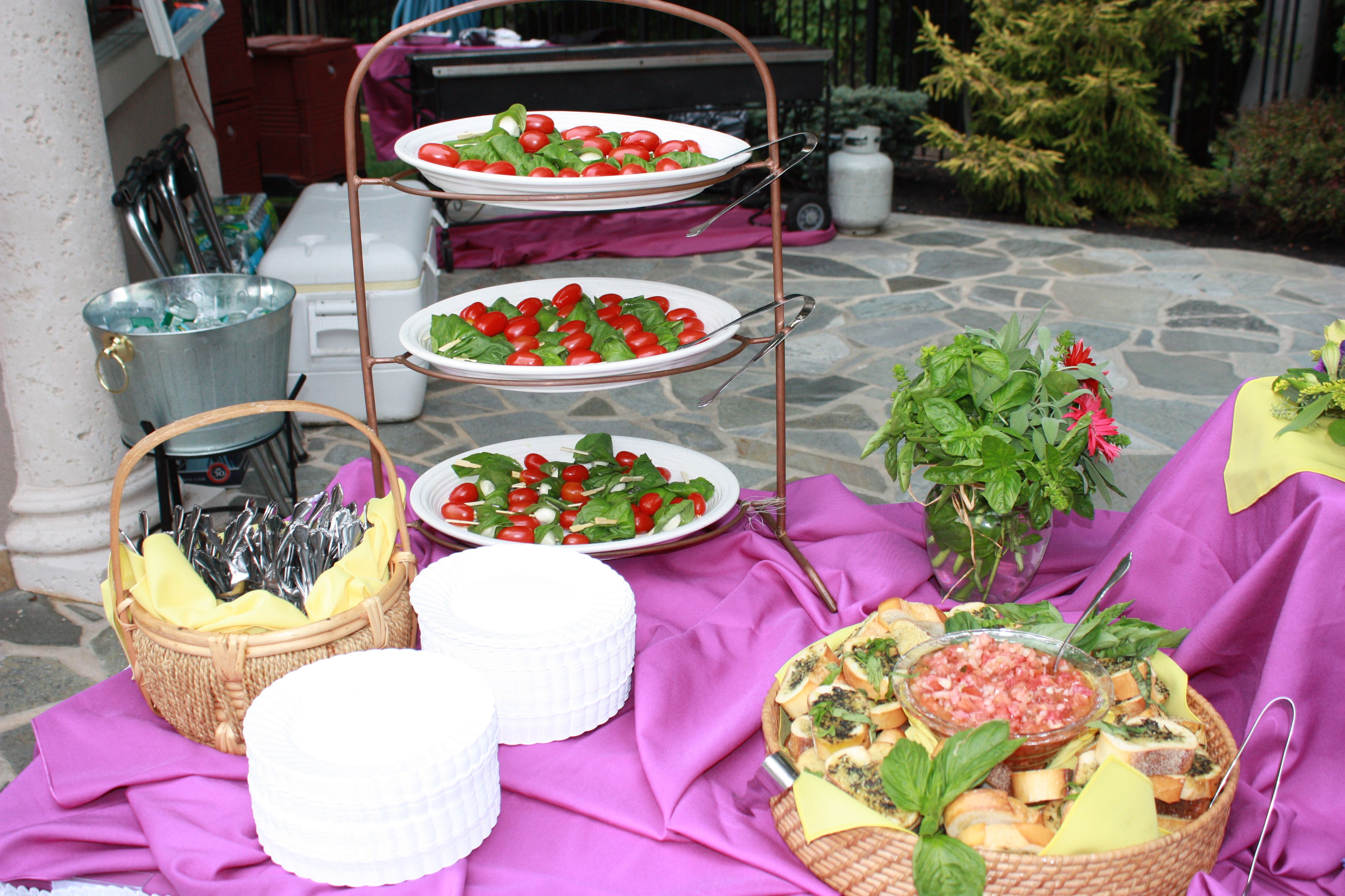 Tomato S In Season Catering Wedding Catering Banquet