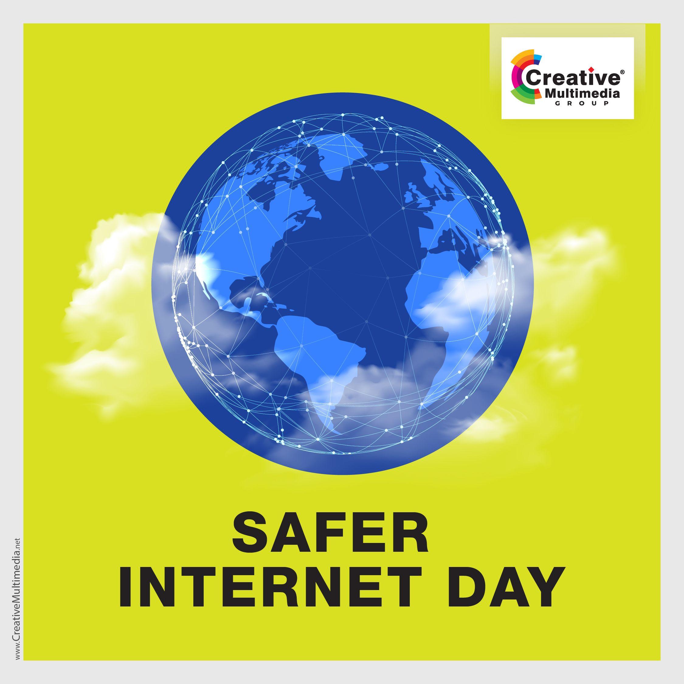 Safer Internet Day In 2020 Safe Internet Animation Colleges Digital Technology