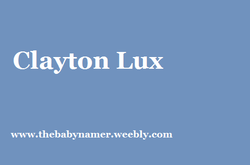 This week's favorite boy's name! Check out my site for other baby boy's name list! www.thebabynamer.weebly.com