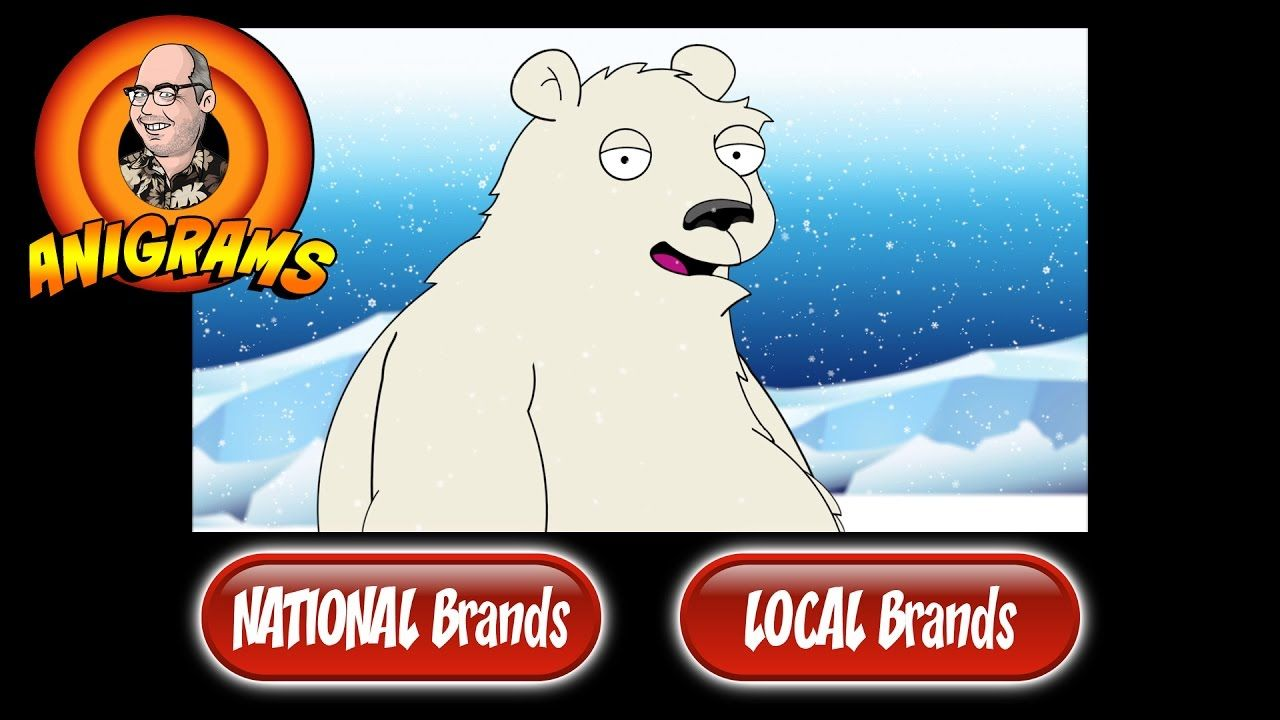 ANIGRAMS Animated Ads commercial marketing business