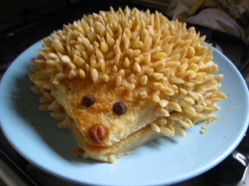 Tipsy Hedgehog Cake Recipe
