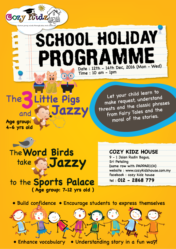 Speech And Drama Class For Kids By Cozy Kidz House ~ Parenting Times