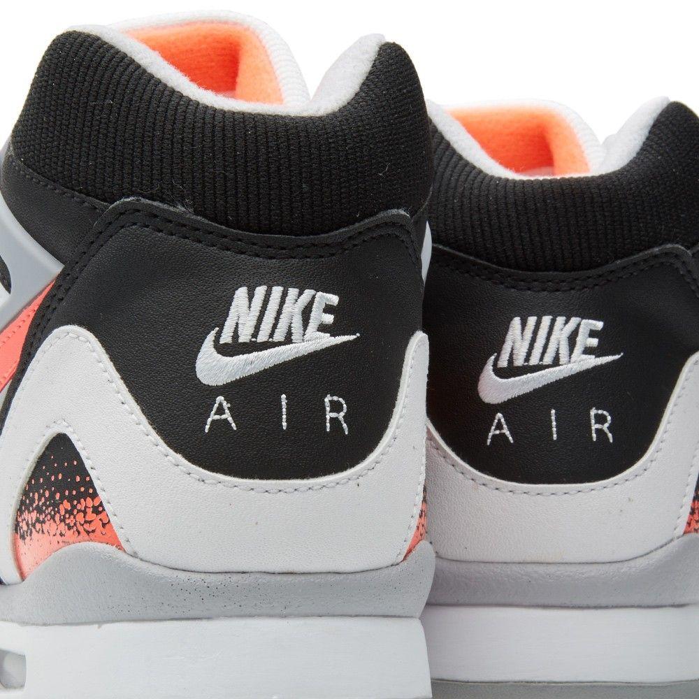 Designed for tennis trailblazer Andre Agassi, Nike's mid