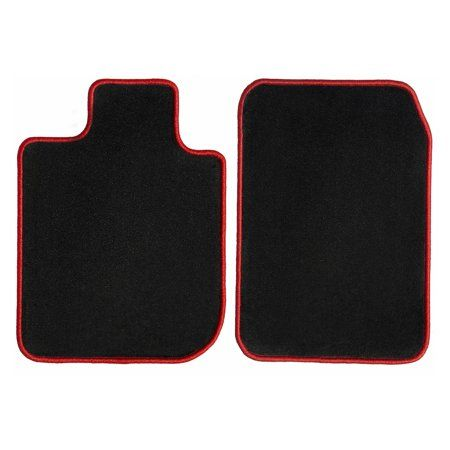 Ggbailey Ford F 150 Supercrew Black With Red Edging Carpet Car Mats Floor Mats Custom Fit For 2004 2005 2006 2007 2008 Driver Products In 2019