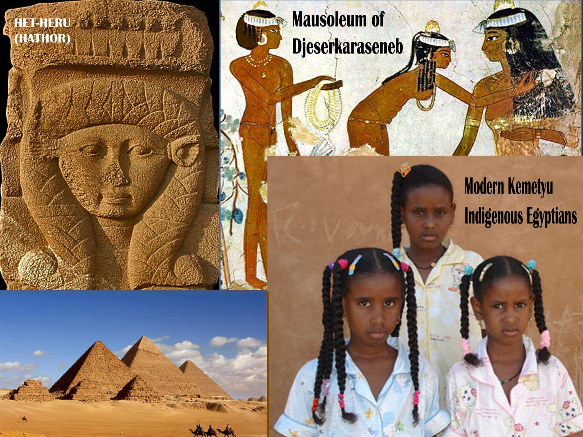 Modern Indigenous North African Girls Share A Striking -2842