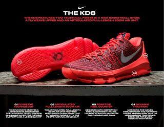 http://t.co/FRxjsbAEtl Nike KD 8