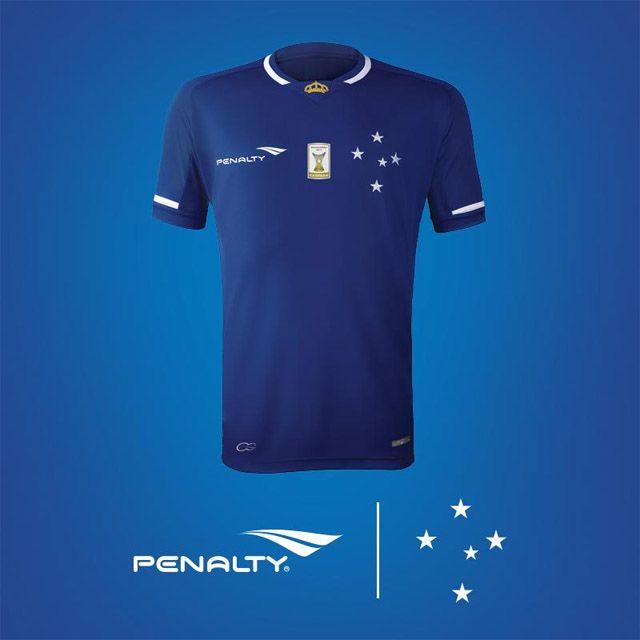 a44e97997ac4e Camisas do Cruzeiro 2015 Penalty