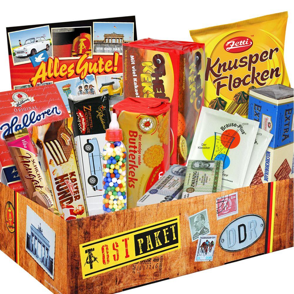 ddr s igkeiten im geschenkkarton s es zum kindergeburtstag geschenke f r paare pinterest. Black Bedroom Furniture Sets. Home Design Ideas